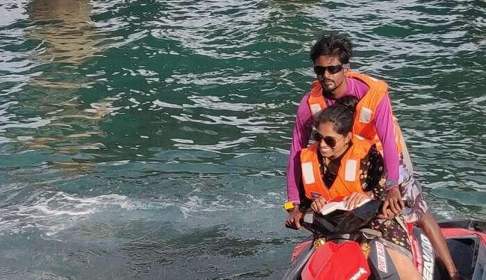 indulge in thrilling water activities