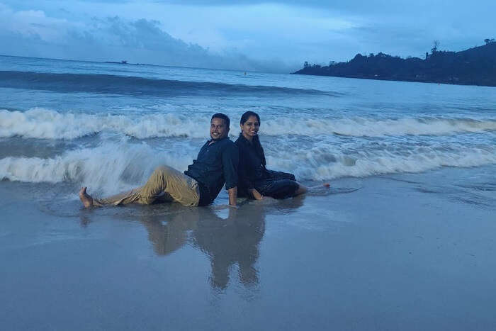 Cover - Sharmila honeymoon trip