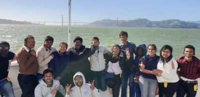 og- Deepya Group Tour To USA
