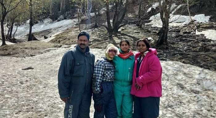 Shimla trip with family