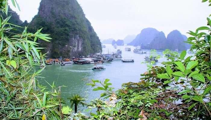 Hanoi klem lake