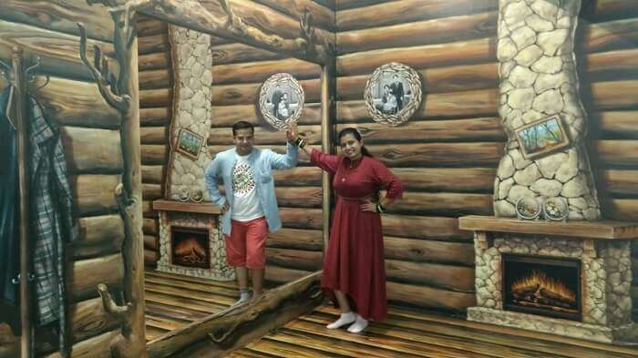 3D Museum in bali