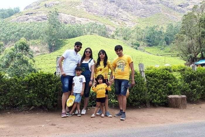 cover - Amit Kerala trip