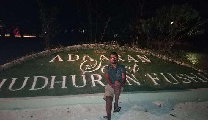 our resort Adaaran Select Hudhuranfushi