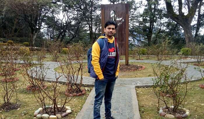 went to most visited places of manali