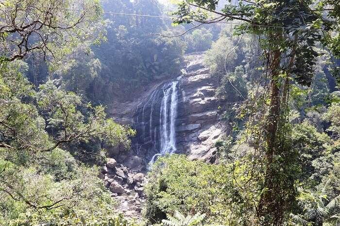 visited Valara and Cheeyappara waterfalls