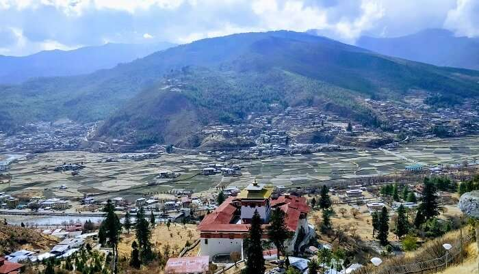 overview of the paro city
