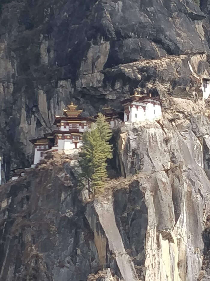Tiger's Nest view