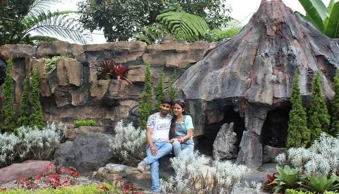 visited to the Kintamani village