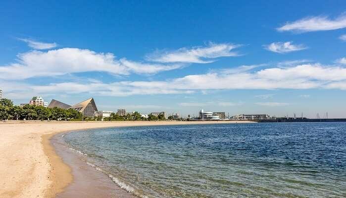 Isonoura Beach
