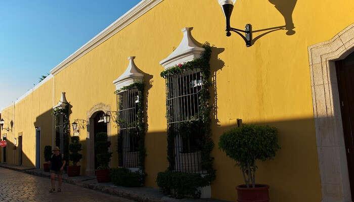 village in mexico