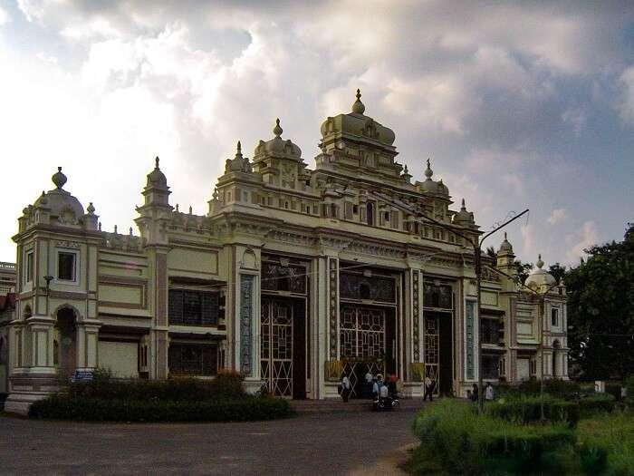 Jaganmohan_Palace, Mysore