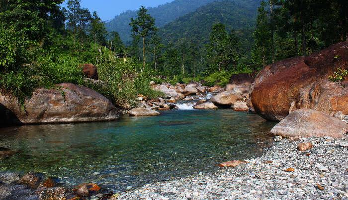 Jaldhaka River