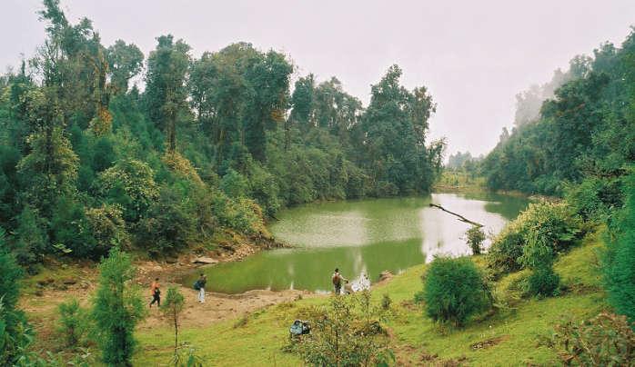 Jore Pokhri Wildlife Sanctuary