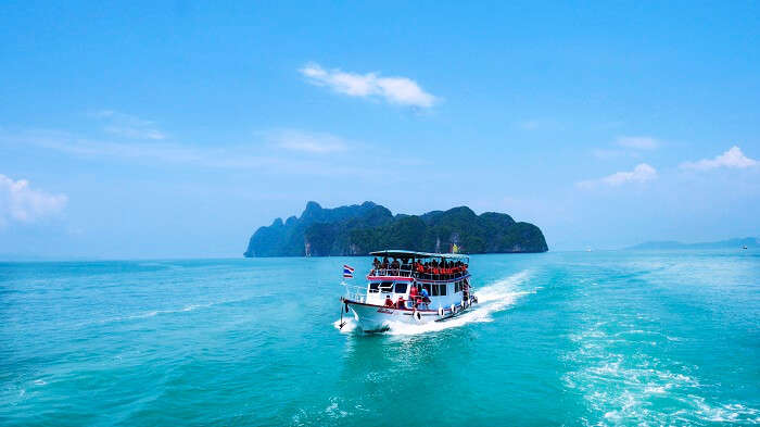 June Bahtra Phang Nga Bay Morning Cruise