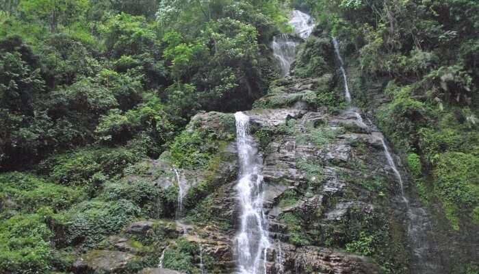 Kanchenjunga Waterfall