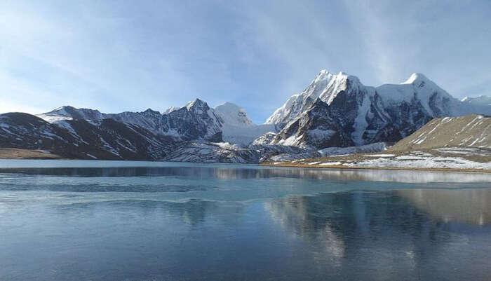 Karthok Lake