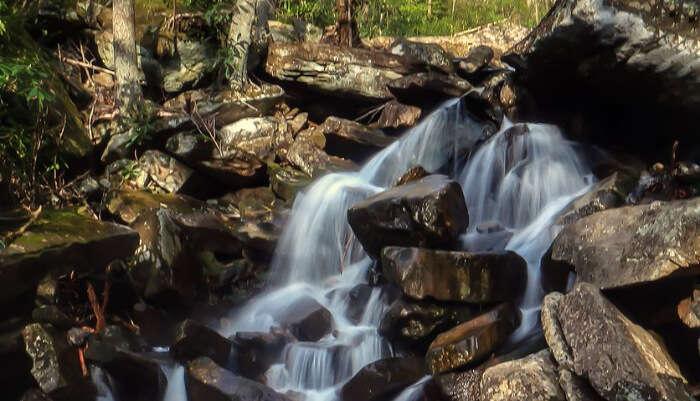 Koto Falls