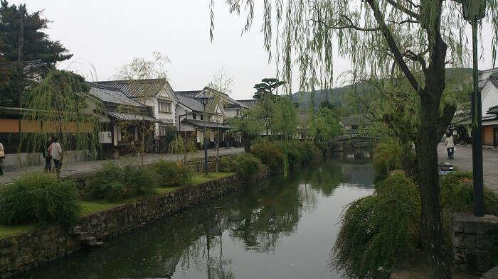 Kurashiki's Bikan Historical Points
