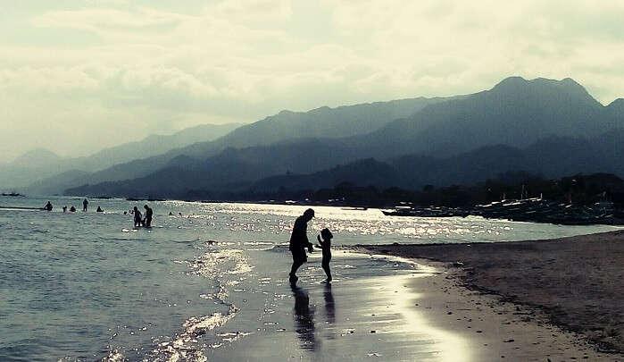 Laiya Beach