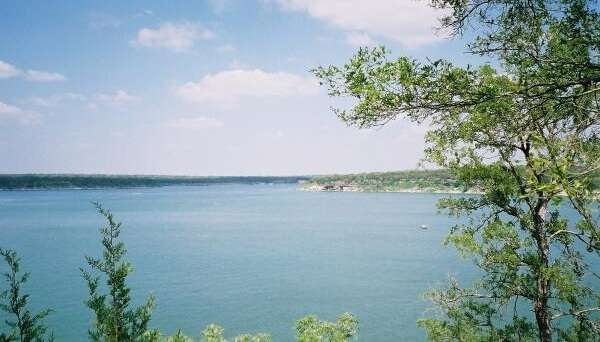 Lake Georgetown In Austin