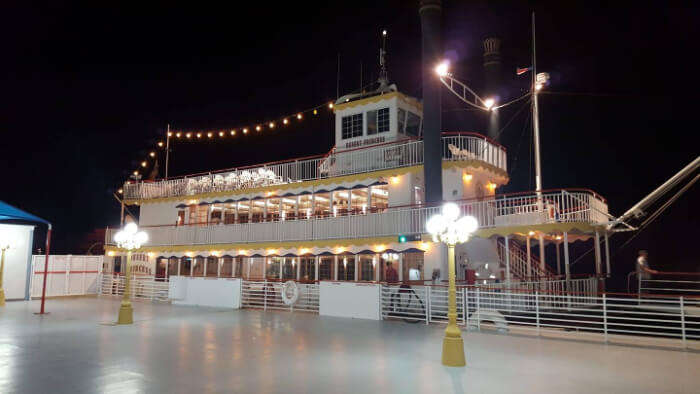 Lake Mead Evening Cruise