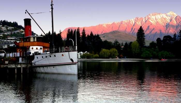 Lake Wakatipu Evening Cruise