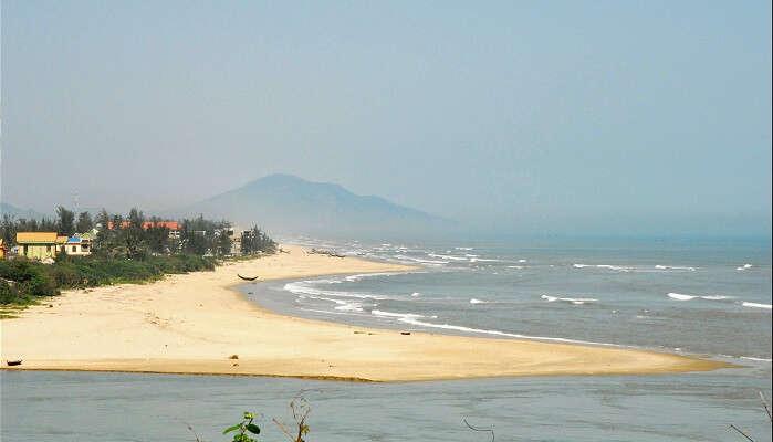Lang Co Beach in Vietnam