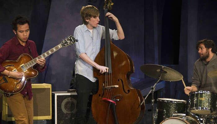 Le Club Jazz