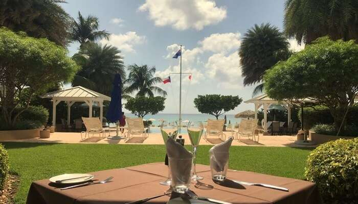 Luca Restaurant In Cayman Island