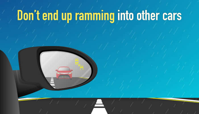 Maintain A Minimum Safe Distance 7