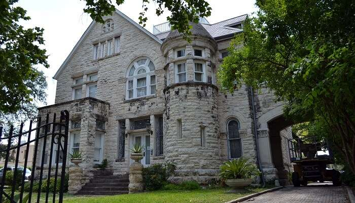 Maverick Carter House