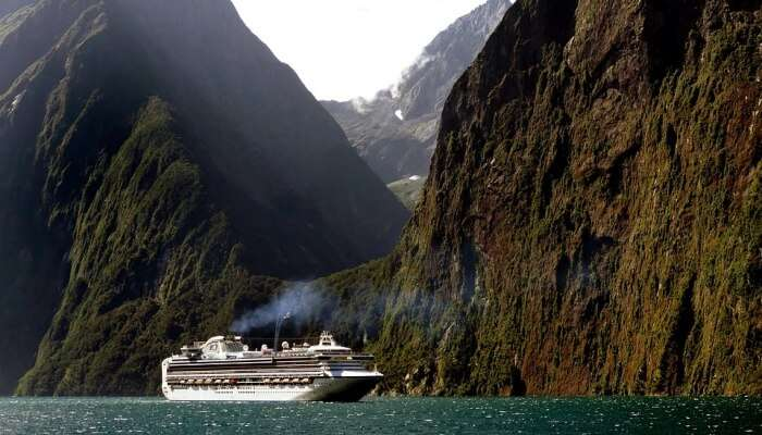 Milford Sound Flight and Cruise