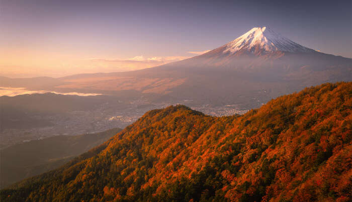 Mount Mitsutoge