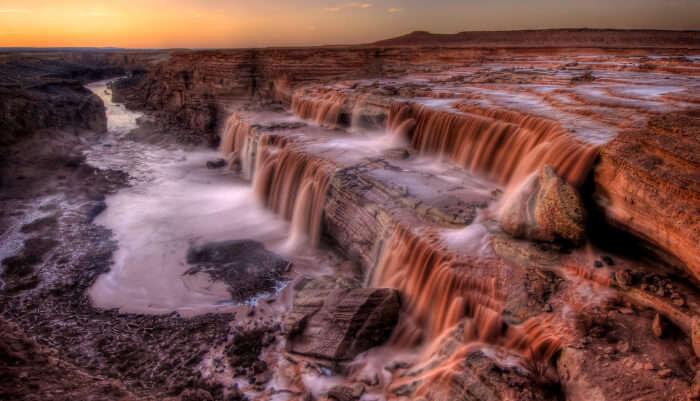 Navajo Fall