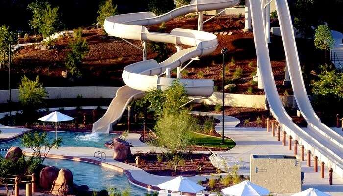 Oasis Water Park