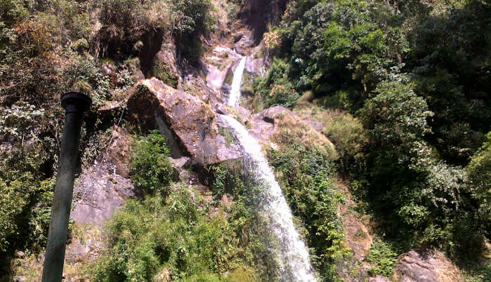 Paglajhora Waterfalls