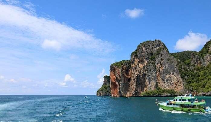 Thailand Phi Phi Islands Ao Nang Krabi Aonangtravel