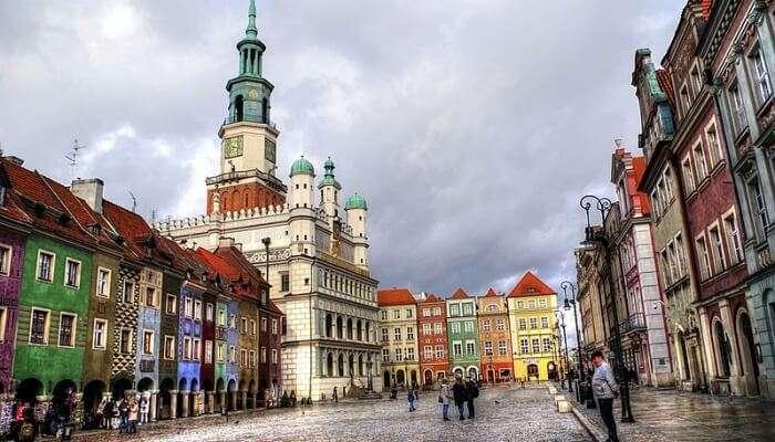 Poznan In Poland