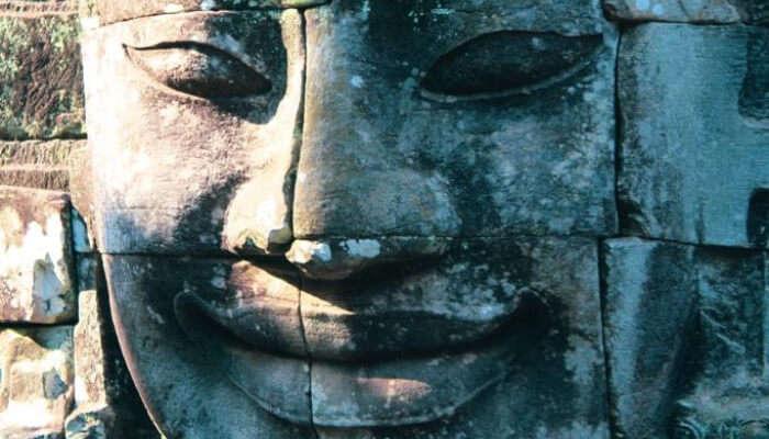 Priya at Angkor