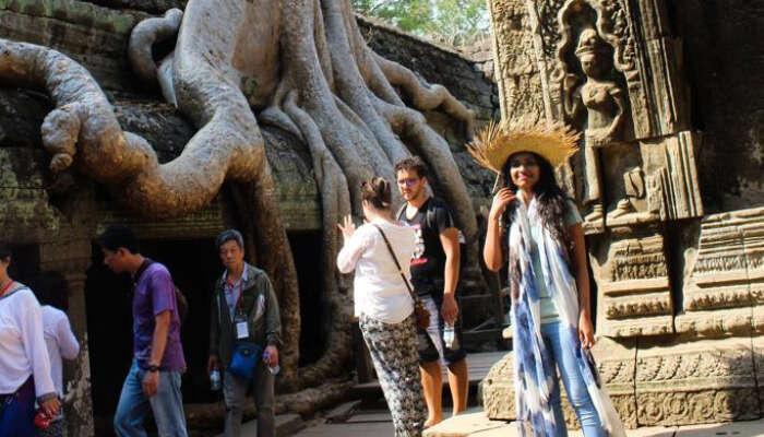 Priya at Bengon Mealea