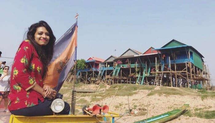 Priya at Tonle Sap