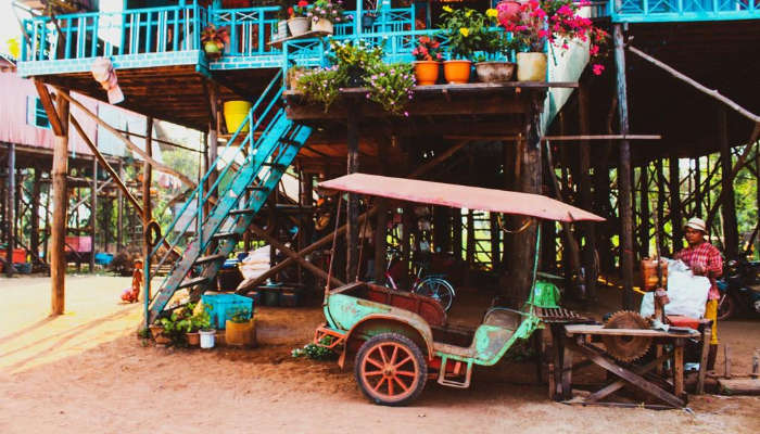 Priya in Cambodia