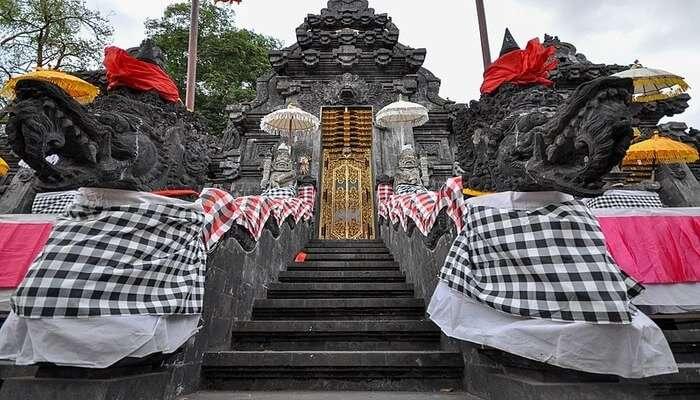 Pura Goa Lawah In Bali