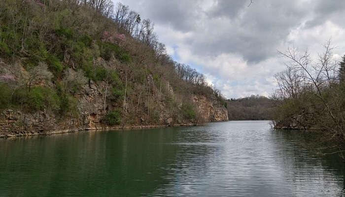 Quarry Lake In Austin