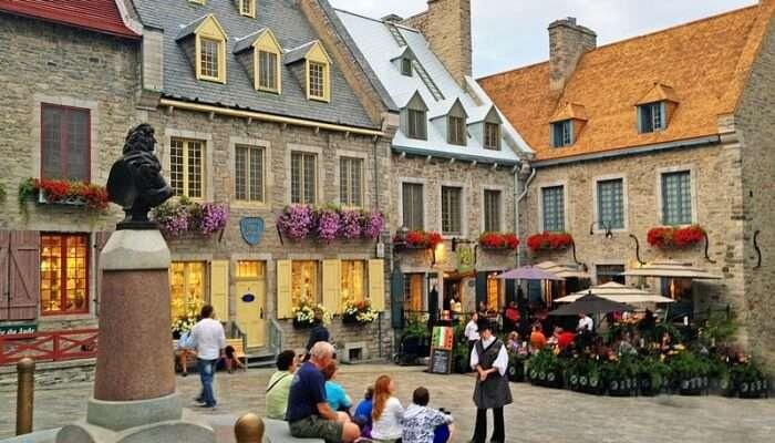 Quebec And Quebec City