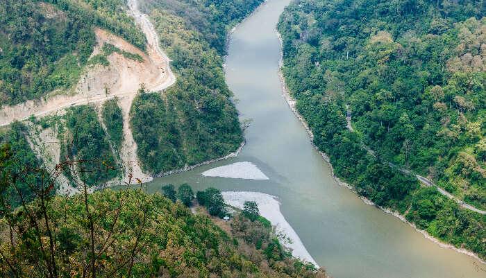 Rangeet River