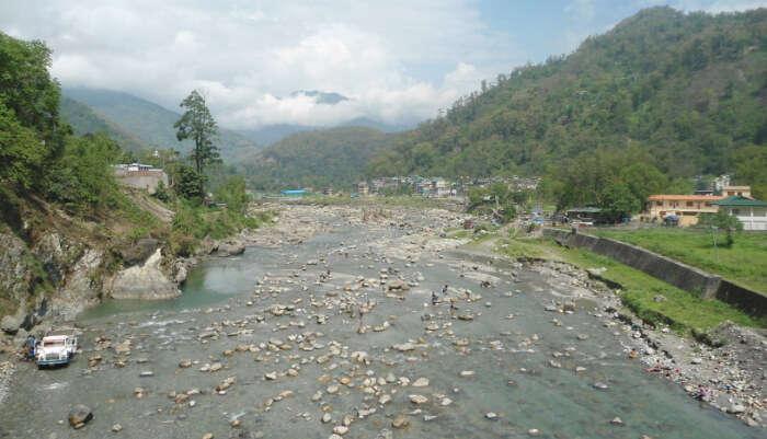 Rangpo river
