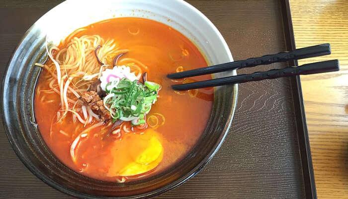 Relish Japanese Food