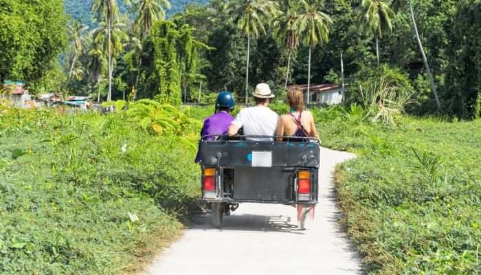 Rickshaw Adventure Tour